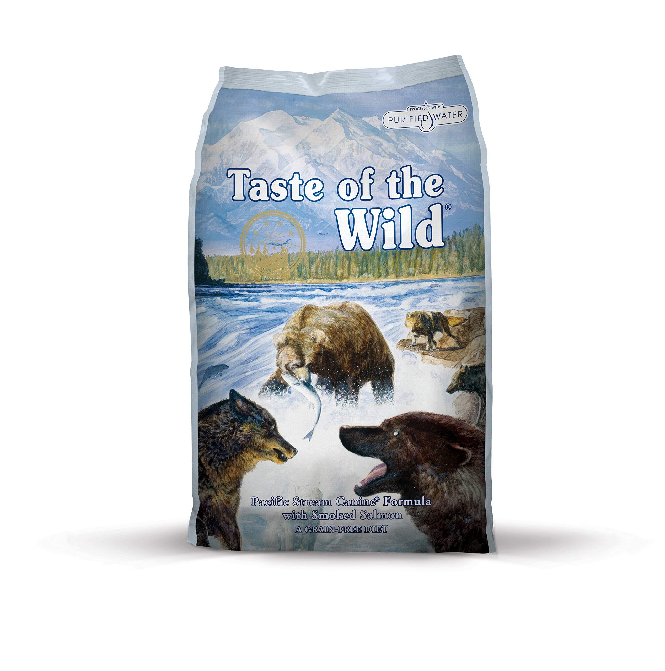 Taste of the Wild Canine Pacific Stream Salmon – 6000 gr