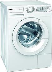 Gorenje WA6840 Waschmaschine FL/A+++ / 146 kWh/Jahr / 1400 UpM / 6 kg / 9.146 L/Jahr / Weiß/Startzeitvorwahl (24 h) / LED Display