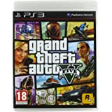 Grand Theft Auto V (GTA V) - PlayStation 3