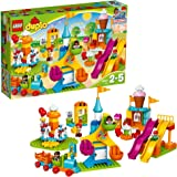 LEGO DUPLO Town Big Fair Building Blocks for Kids 2 to 5 Years (106 Pcs)10840