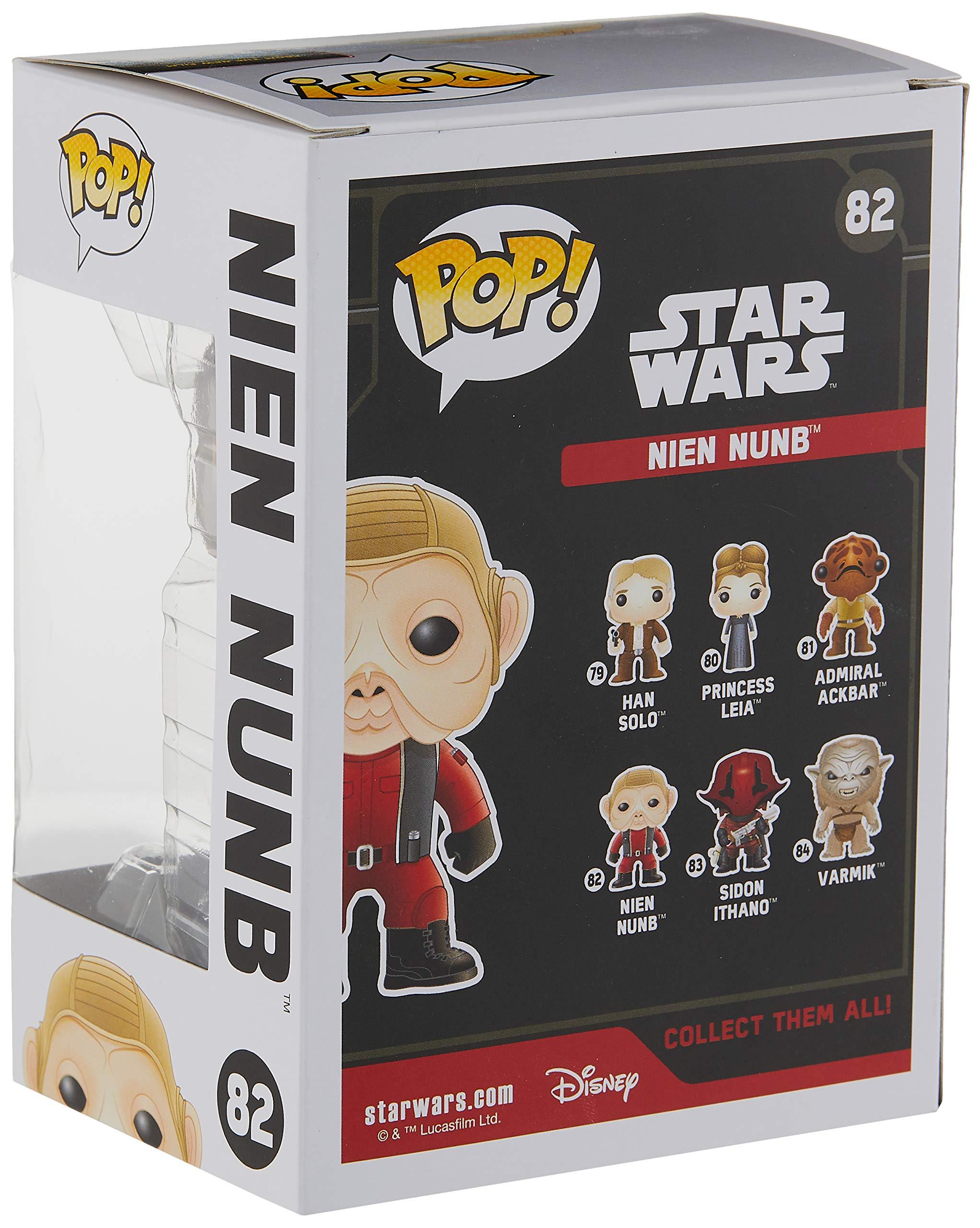 Funko Pop Nien Nunb (Star Wars 82) Funko Pop Star Wars