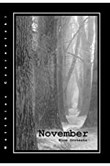 November - Eine Groteske Kindle Ausgabe