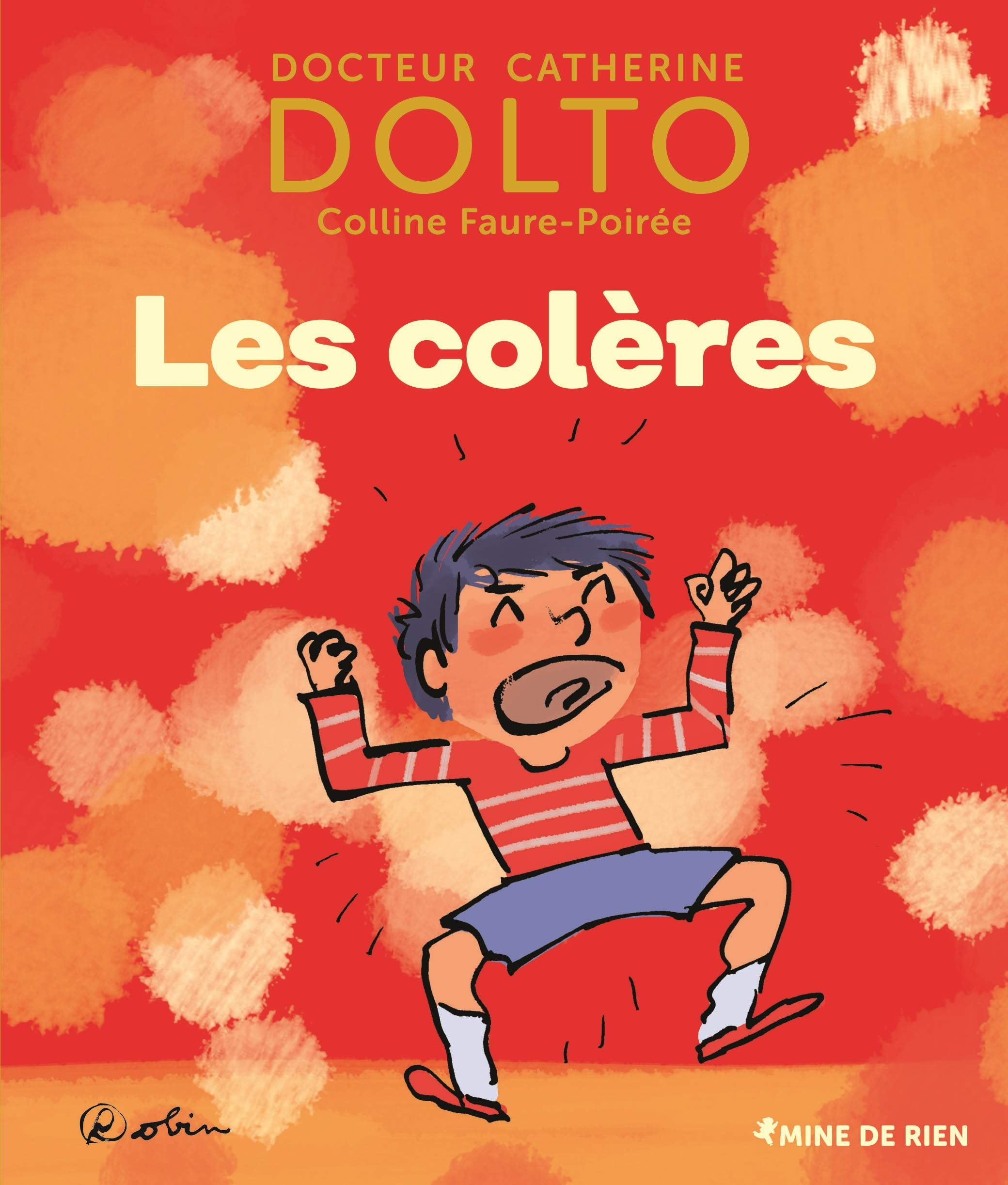 Les colères por Catherine Dolto
