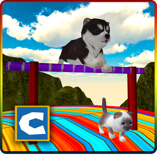 stunts-cat-dog-simulator-3d