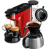 Philips Senseo Switch HD6592/80 - Koffiepadapparaat - Rood