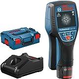 Bosch Professional System 12 V firmy detektor D-tect 120 (12 V, maks. maks. głęb. detekcji rury plast./belki drewn./przewody