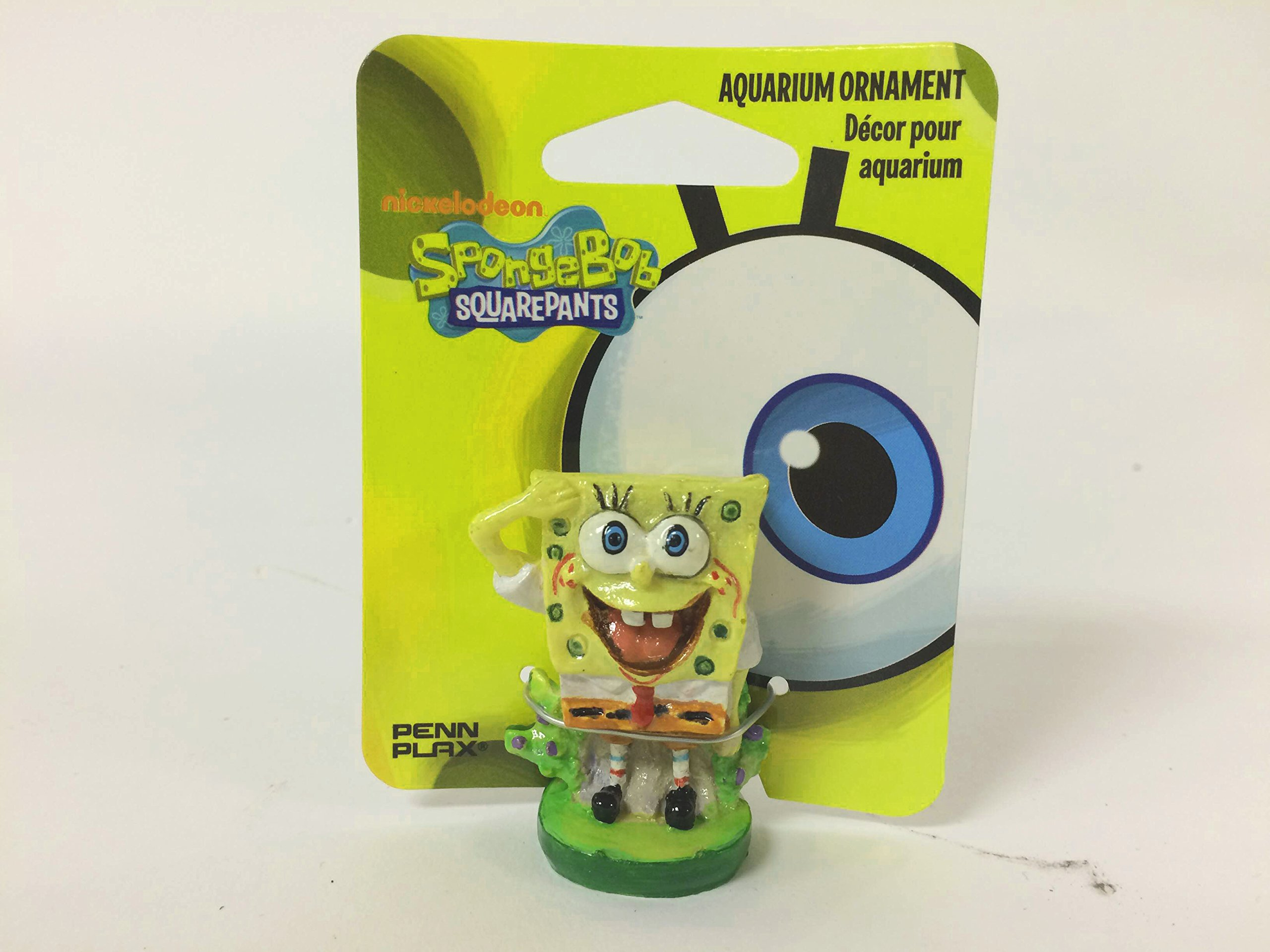 Nickelodeon Penn Plax Spongebob Resin Ornament