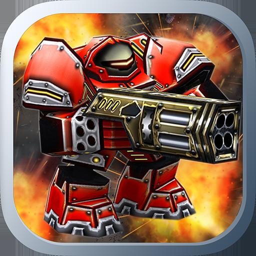 metal-robot-slug-attack