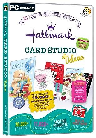 Hallmark card studio deluxe pc amazon software hallmark card studio deluxe pc stopboris Images