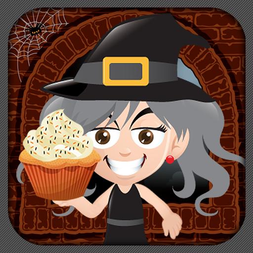 Halloween Cupcake Cafe Game