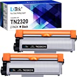 LxTek TN-2320 Cartouche de Toner Compatible pour Brother TN2320 TN-2310 TN2310 pour Brother DCP-L2520DW MFC-L2700DW HL-L2340D
