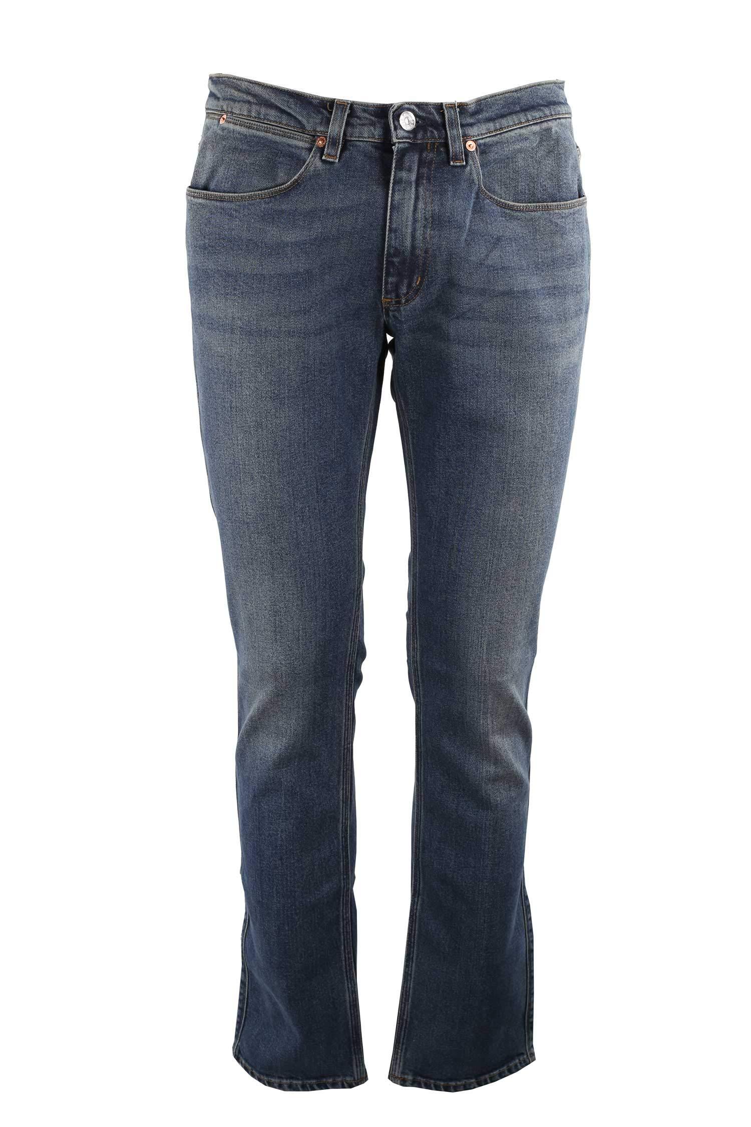 Acne Jeans – Skandinavischer Geist mit minimalistischen Design