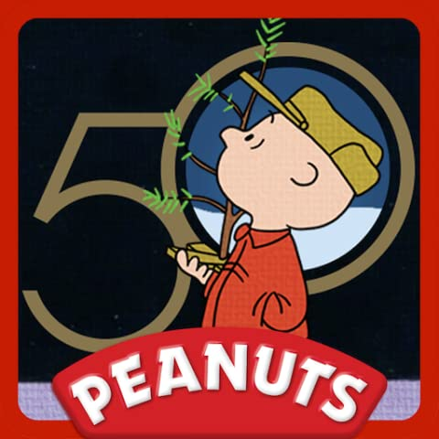 A Charlie Brown Christmas - 50th Anniversary of a Peanuts Classic (Snoopy Charlie Brown Christmas)