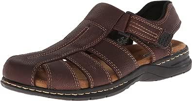 Dr. Scholl's Shoes Men's Gaston Fisherman Sandal, 8 M US