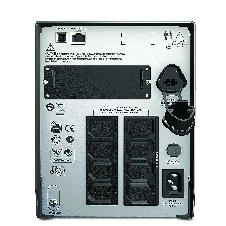 Инструкция apc smart ups 1500va