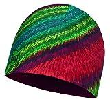 Buff Erwachsene Microfiber Reversible Eiko Multi-RED Mütze One Size