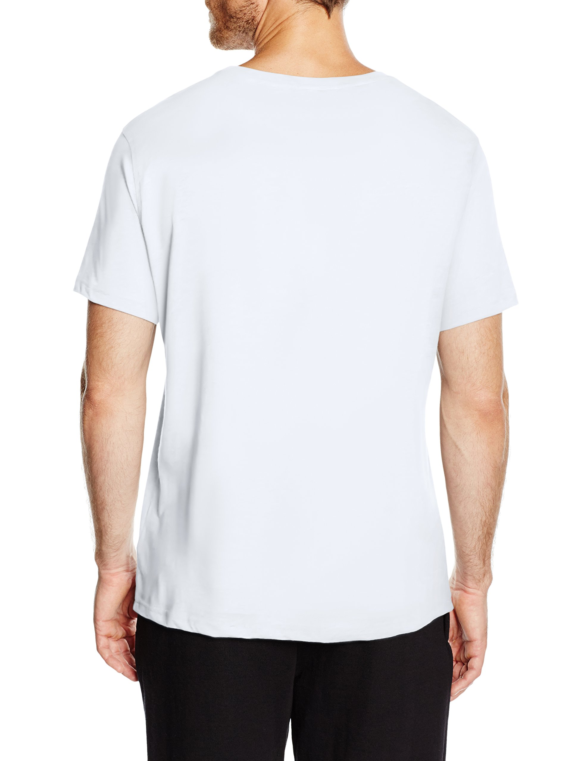 Tommy Hilfiger Cotton Cn tee SS Icon Camiseta para Hombre