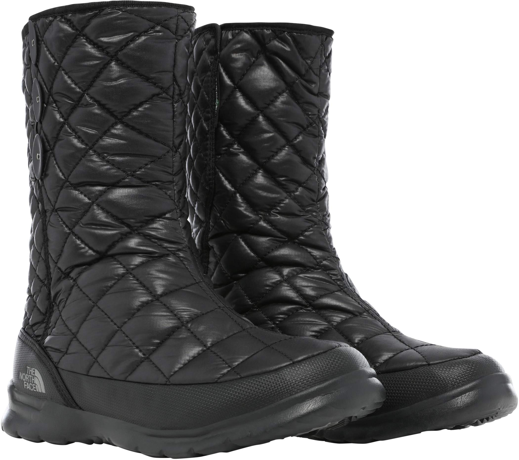 The North Face Women's W Thrmoball Buttonup High Rise Hiking Boots 2
