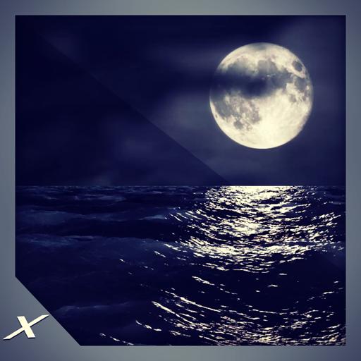 Spooky Moon Night