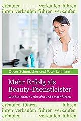 Mehr Erfolg als Beauty-Dienstleister Broschüre