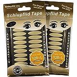 """SCHLUPFLID TAPE® """"lady size"""" (L) - Augenlidliftig ohne OP [240 Stück] Kleine Schönheitshelfer für hängende Augenlider - Schlu"""