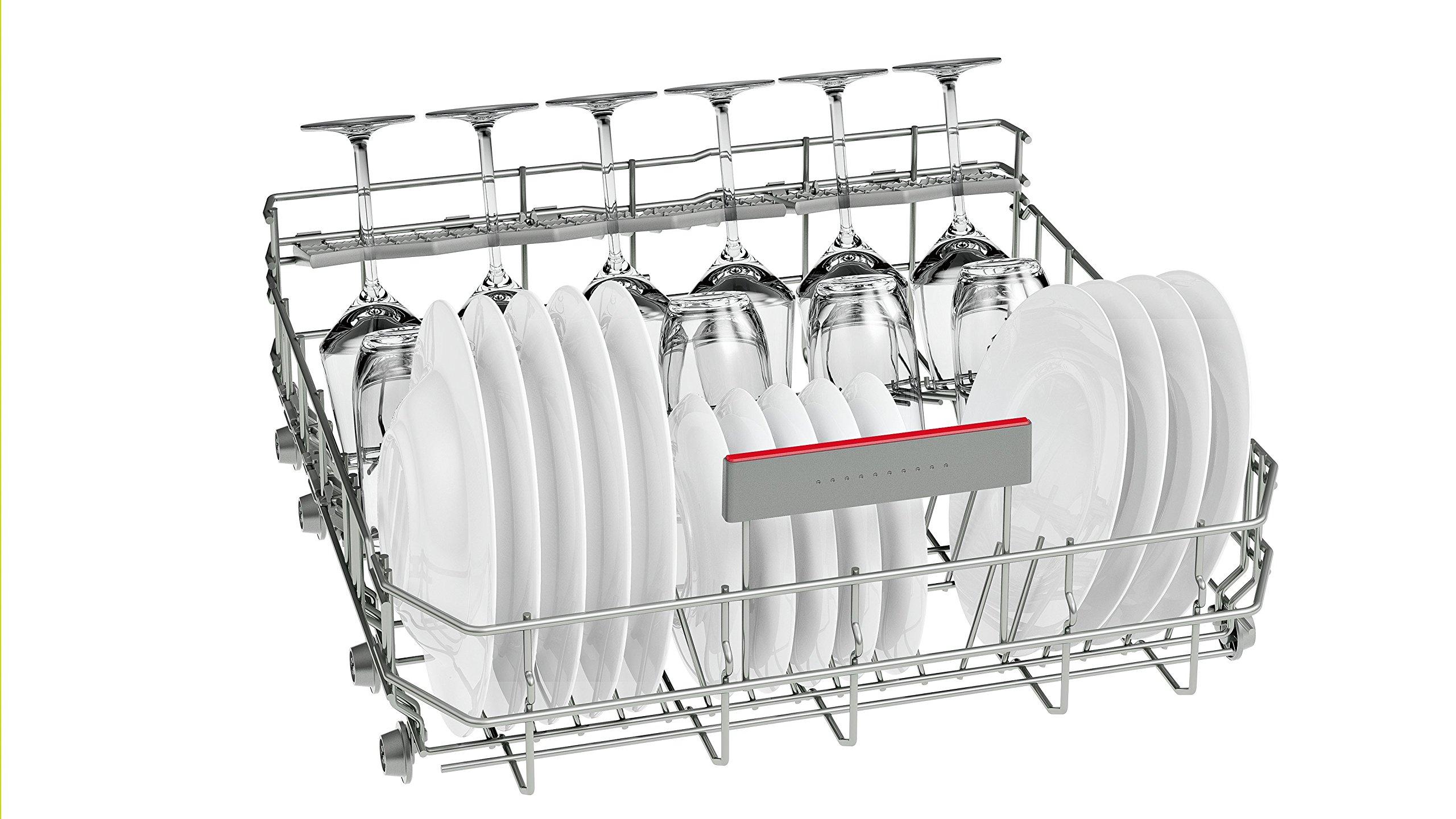 Bosch Serie 4 Geschirrspüler / A++ / 266 kWh/Jahr / 2660 L/jahr / Startzeitvorwahl