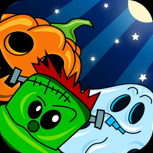 Halloween Emoji Village (Outfit Frankenstein)
