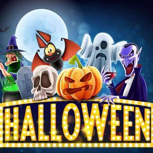 Happy Halloween Line