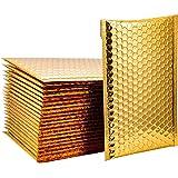 18x23cm 25pcs Métalisées Enveloppe Bulle Enveloppe Plastique Expedition Enveloppe A5 Papier Bulle Déménagement Enveloppes à B