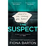 The Suspect: The most addictive and clever new crime thriller of 2019