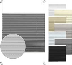 plissees. Black Bedroom Furniture Sets. Home Design Ideas