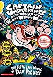 The Fifth Epic Novel: 5 (Captain Underpants)