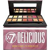 W7- Delicious Eye Colour Palette (6)