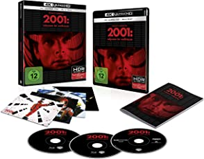 2001: Odyssee im Weltraum  (4K Ultra HD) (Limited Edition) [Blu-ray]