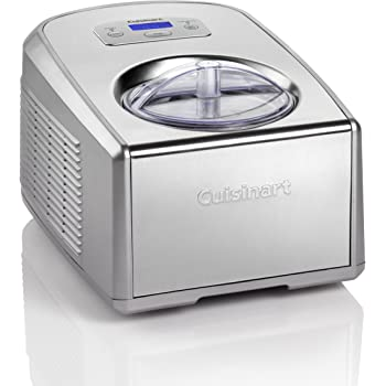 Cuisinart Gelato and Ice Cream Maker - Silver