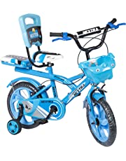 Speedbird 14-T Robust Double Seat Kid Bicycle for Boy and Girl - Age Groupe 3-6 Year