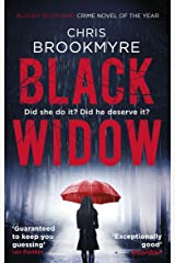 Black Widow: Award-Winning Crime Novel of the Year (Jack Parlabane Book 7) Kindle Edition