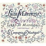 Marenzio / Quinto Libro Di Madrigali