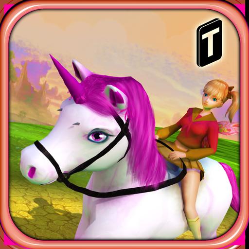 Ultimate Unicorn Dash 3D