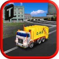 Garbage Trucker Recycling Simulation