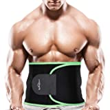 Starrum Sweat Slim Belt for Jogging,Back Support,Body Shaper Exercise for Men and Women