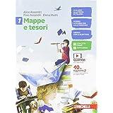Mappe e tesori. Con Alla scoperta dei classici. Per la Scuola media. Con e-book (Vol. 1)