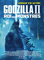 GODZILLA 2 – Roi des monstres Steelbook [Ultra HD 4K
