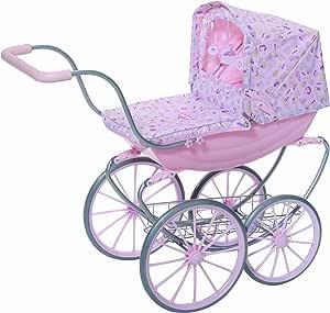 Zapf Creation 791646 - Baby Annabell Vintage Puppenwagen ...