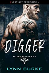 Digger (Fallen Gliders MC Book 3) Kindle Edition
