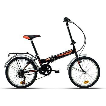 Moma Bikes Bicicleta Plegable Urbana FOLDING PARK, SHIMANO 6V.