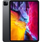 """Apple iPad Pro 11"""" (2020 - 2nd Gen), Wi-Fi, 128GB, Space Gray [With Facetime] - UK Specs"""