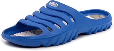 LEKANN 919 Men's Bath Slippers Shower & Bath Shoes Size 40-49 EU