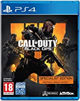 Activision Call of Duty: Black Ops 4 Specialist Edition PS4