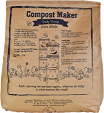 Daily Dump Compost Maker Remix Powder with Added Microbes (3 Kg, Brown)